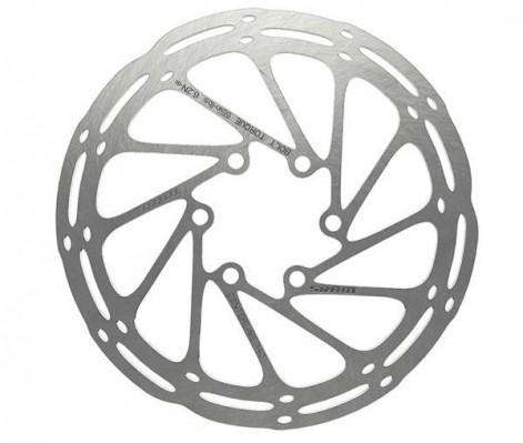 Neuer Centerline-Rotor in 140 mm oder 160 mm.