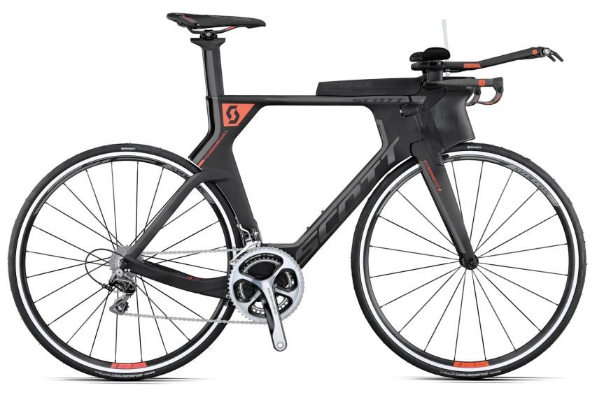 Plasma Premium, Shimano Dura Ace, Syncros Trainings-Laufräder, Profile Lenker/Hydration