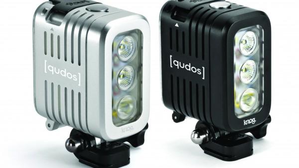 Knog qudos Zusatzleuchte für Actioncams