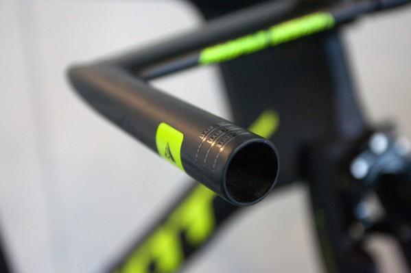 Der Bremshebel-Reach kann um bis zu 15 mm verkürzt werden.
