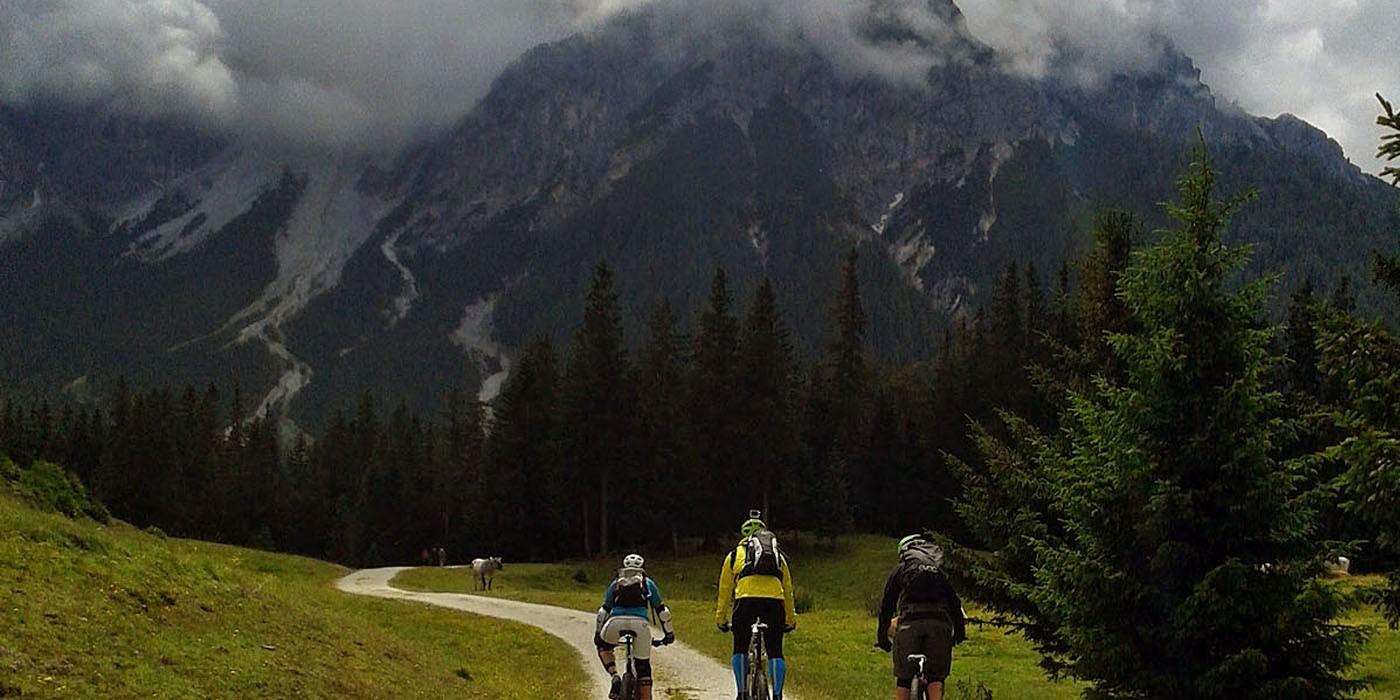 Bikeschaukel Tirol, die Fortsetzung