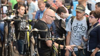 Eurobike 2014 - Bike Neuheiten 2015 powered by TrekEnde August pilgert die gesamte Bike-Branche wieder an den Bodensee zur großen Neuheiten- und Trendschau. Was wollt ihr wissen, woran seid ihr interessiert?
