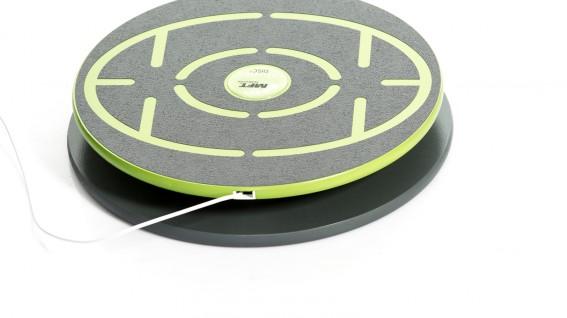 MFT CHALLENGE DISCDie Software-unterstützte Wackelplatte soll die Balance und Koordination von Sportlern verbessern und manch Muskelzwicken vertreiben - Vergleichswerte inklusive. Bikeboard nahm sie genauer unter die Lupe