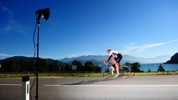 KING OF THE LAKE 2014Beim längsten Einzelzeitfahren Österreichs stand der Asphalt rund um den funkelnden Attersee im Rampenlicht der 311 Starter aus neun Nationen.