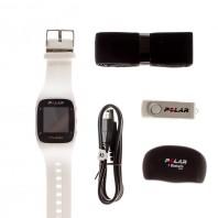 Pulsgurt und USB-Kabel