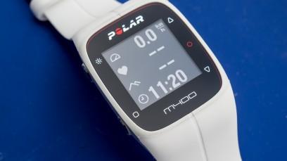 POLAR M400Die M400 bietet als kleine Schwester der V800 Puls- und GPS-Messung sowie einige andere interessante Funktionen.