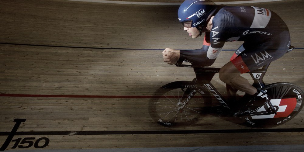 Matthias Brändle greift Stundenweltrekord an