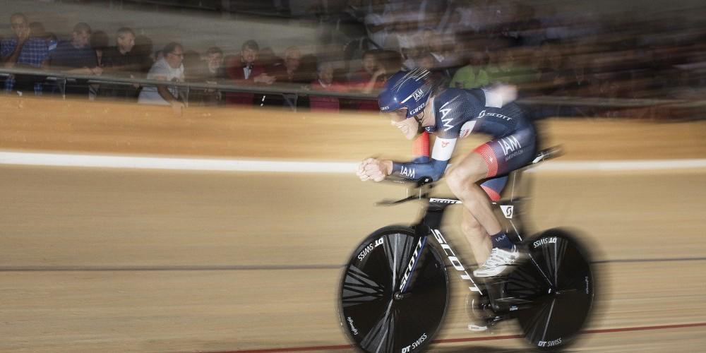 Matthias Brändle bricht Stundenweltrekord!