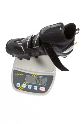 495 g inkl. Cleats