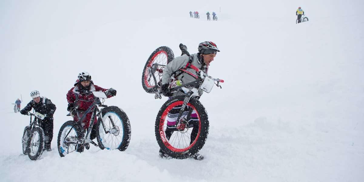 The Snow Epic