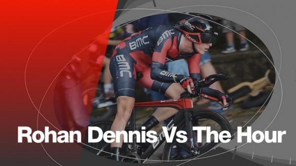 Rohan Dennis fordert Brändle