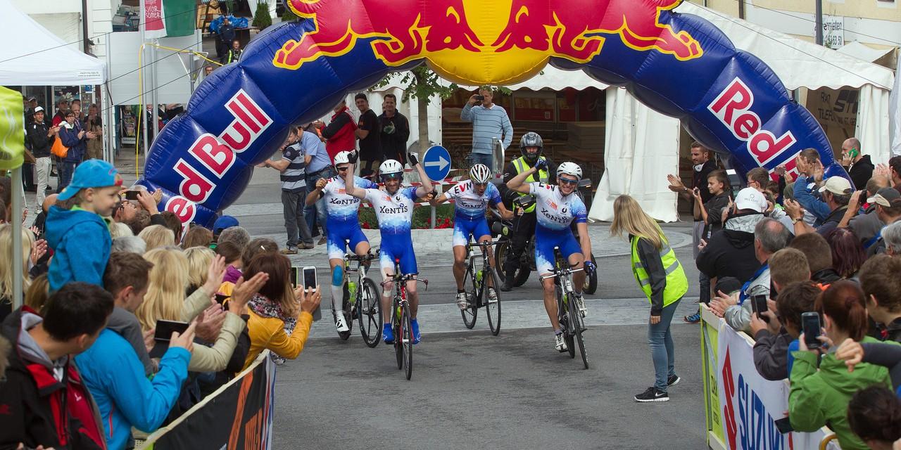 Race Around Austria 2015