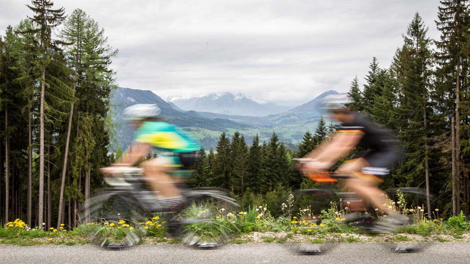 Rennradregion Bad Hall Kremsmünster