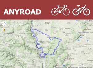 Anyroad - Medium 33 km/482 Hm