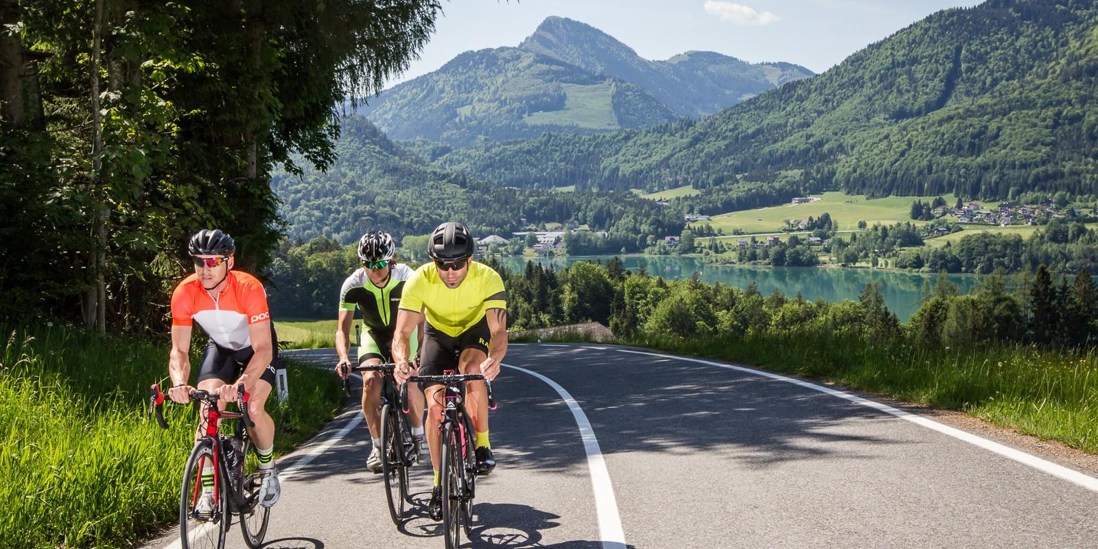 Rennradregion Fuschlsee