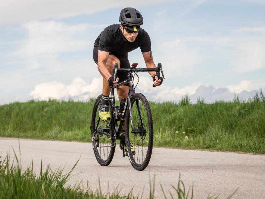 Frühling: Endurance-Bike