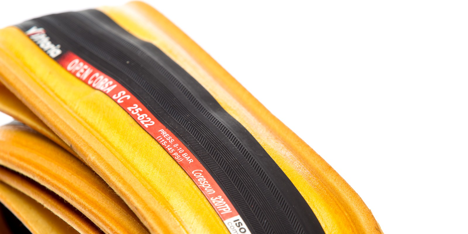 Vittoria Open Corsa SC II 25c Clincher