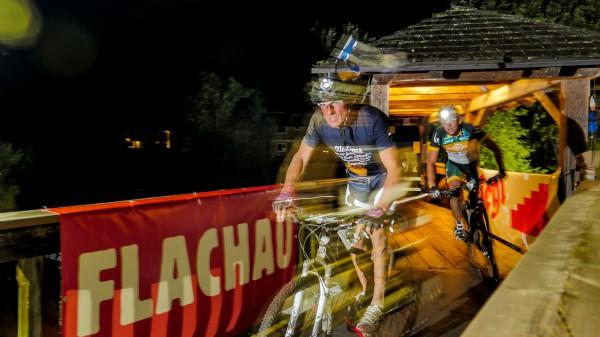 Bildbericht Bike Night Flachau 2015