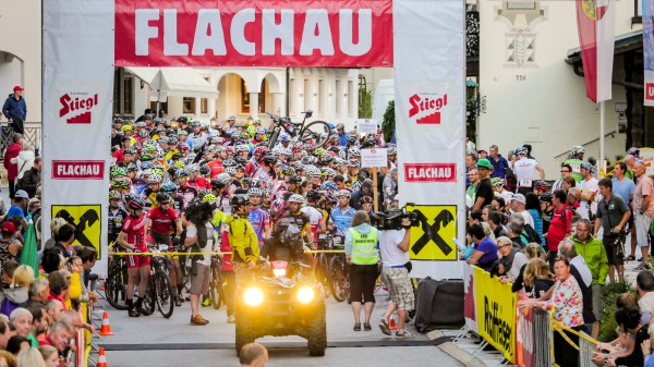 Bike Night Flachau 2016