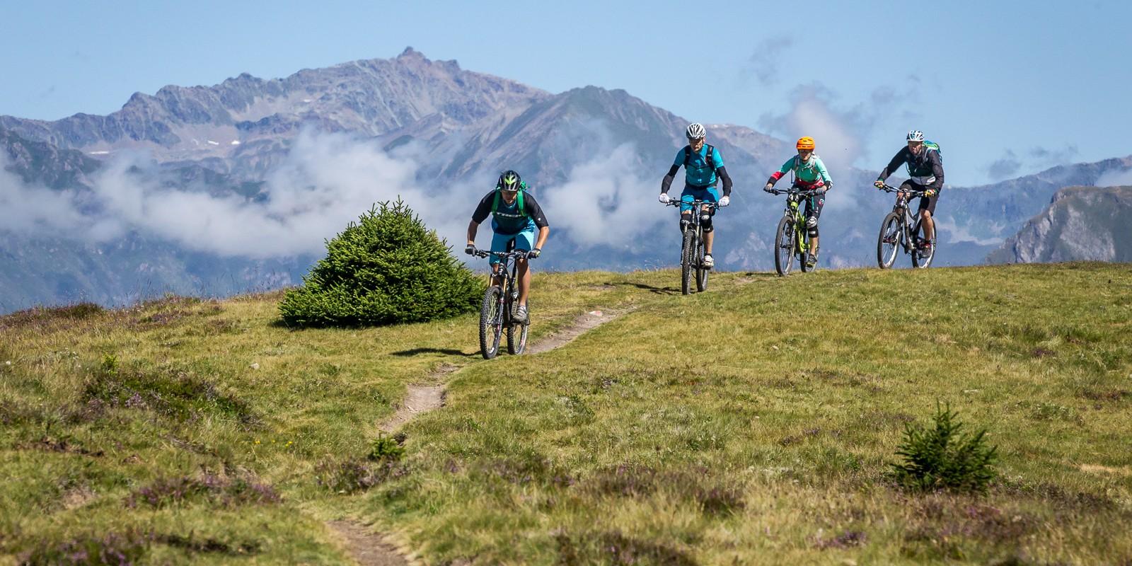 3-Länder Enduro Trails Nauders