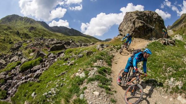 Ischgl Trail #2: Schmuggler Freeride