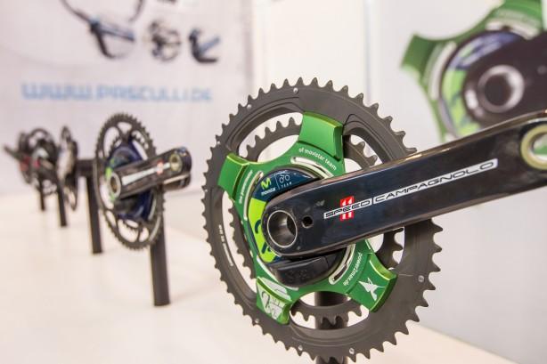 Mit € 1.590,- für das Package aus Kurbel und Powermeter bildet Campagnolo die obere Grenze.