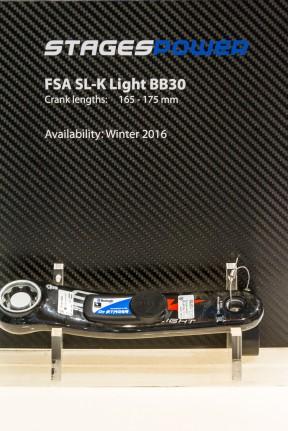 Die FSA SL-K Light Version wird ebenfalls auf € 799,- kommen.