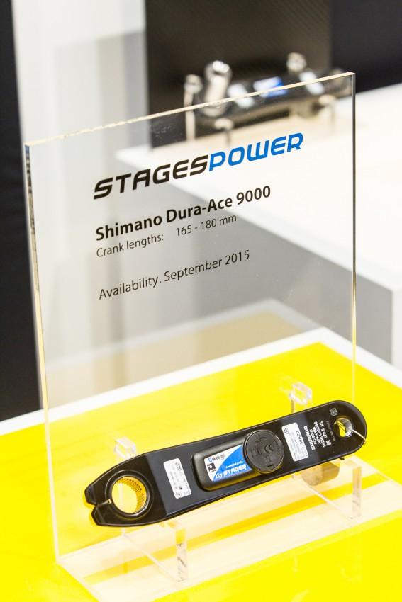 Auch eine Version für Shimanos Dura Ace 9000 für € 799,-…