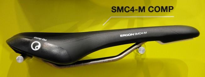 Und der SMC4 Comp Gel mit TiNox Gestell und Gel Pads für € 99,-