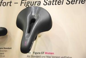 Der Figura GTC Gel Women mit CroMo Gestell für 79,90,-