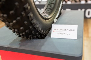 Jaggernaut Pro Fatbike-Reifen ab 838g in 26x4,5 als Faltreifen