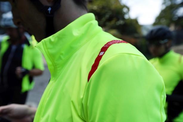 Das Fiandre Light NoRain Short Sleeve ist das meistgewählte Top auf unserer Tour.