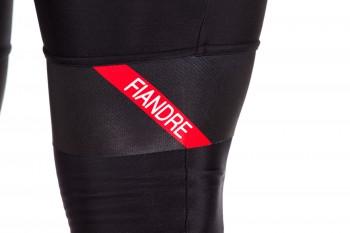 Damit lässt sich der Einsatzbereich der etwas wärmeren Hose erweitern.