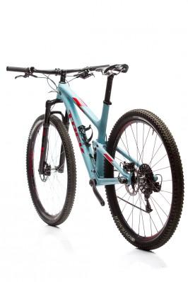 Dieses Bike in dieser Farbe ist wunderschön.
