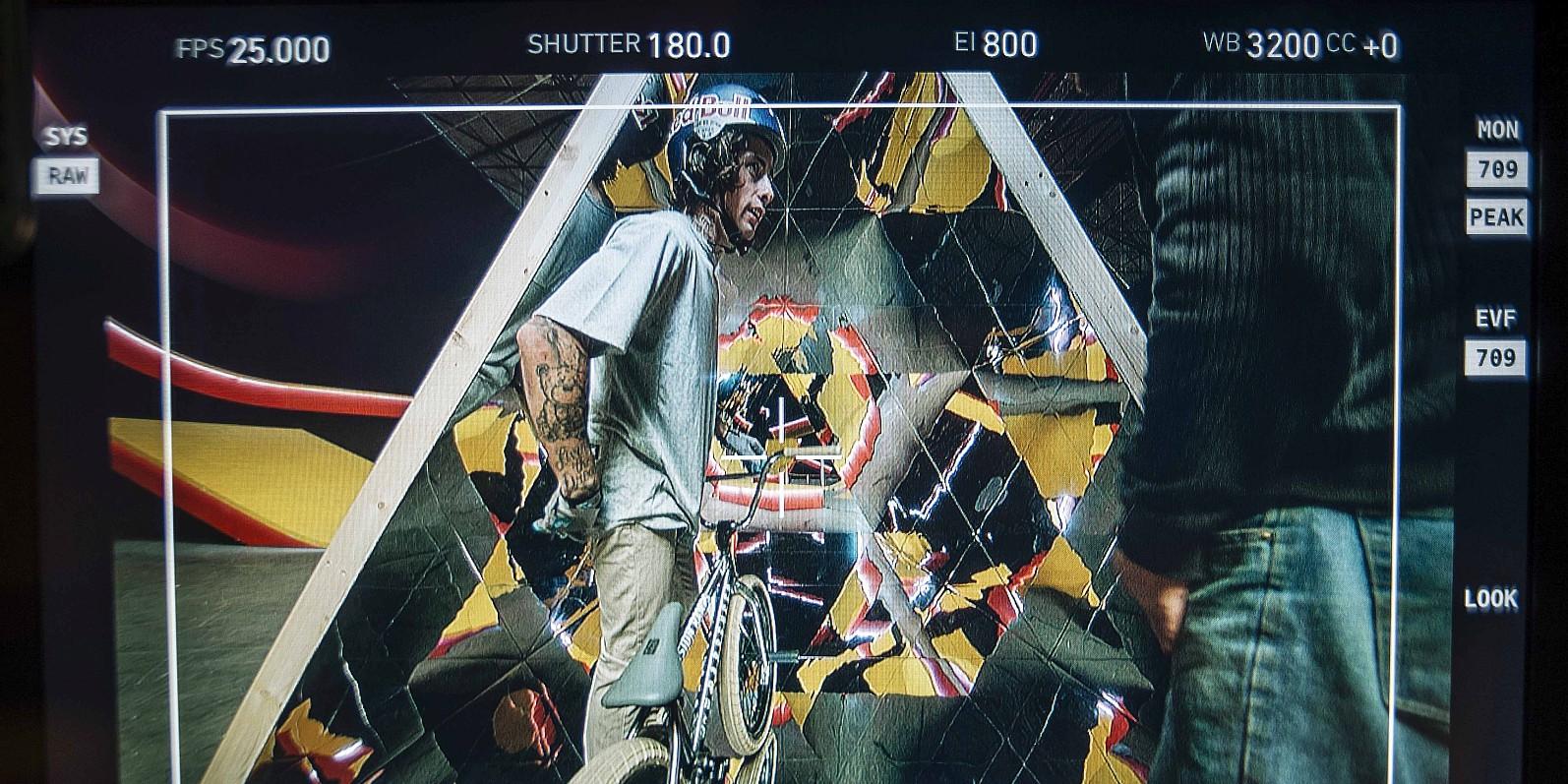 "Making of ""Kaleidoscope"""