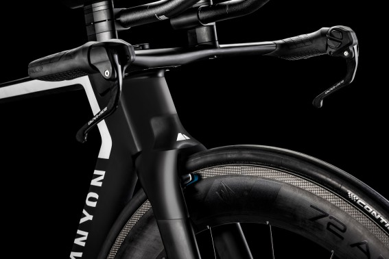 """Ende des """"ewigen Leids"""" der integrierten Tri/TT-Bike-Bremsen?"""