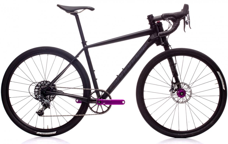 Unser Langzeittest-Bike in Größe Medium