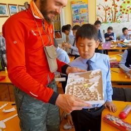 bei Volunteer-Einsätzen in Asien