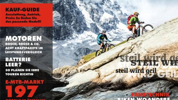 Magazin für E-Mountainbiker