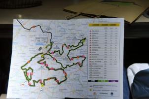Ehrenrunde auf: De Ronde Cyclo.