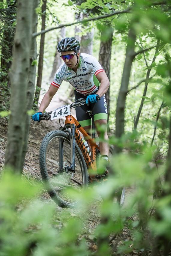 U23 Staatsmeister Max Foidl hingegen konnte seine tolle Form auch in Stattegg beweisen: überlegener Sieg im U23 Rennen für den Tiroler.