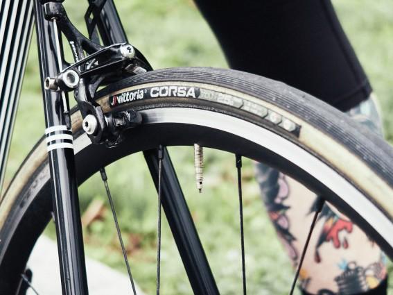 Vittoria Corsa G+Isotech Clincher