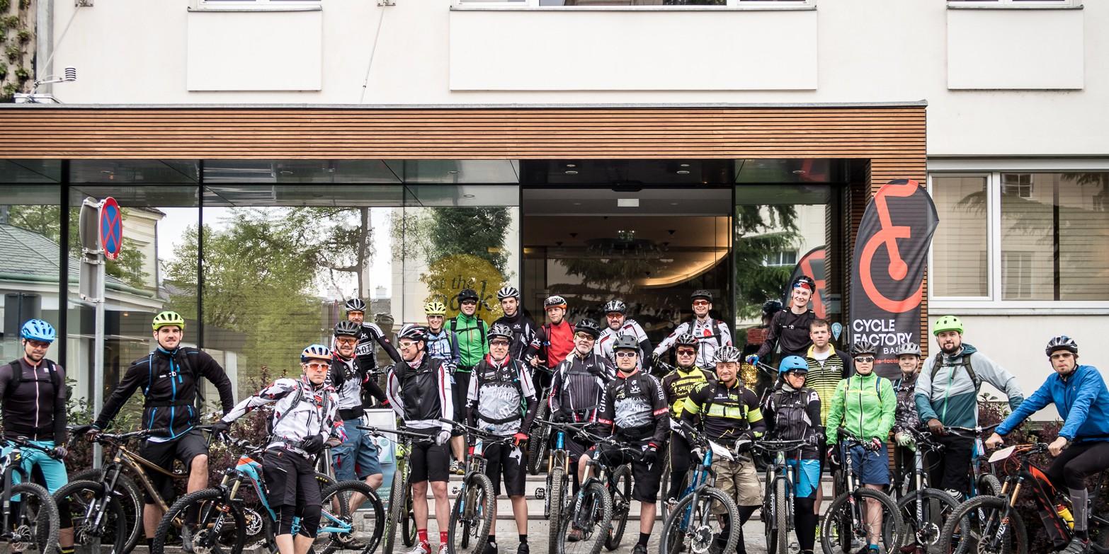 Bildbericht Bikeboard Day 2016