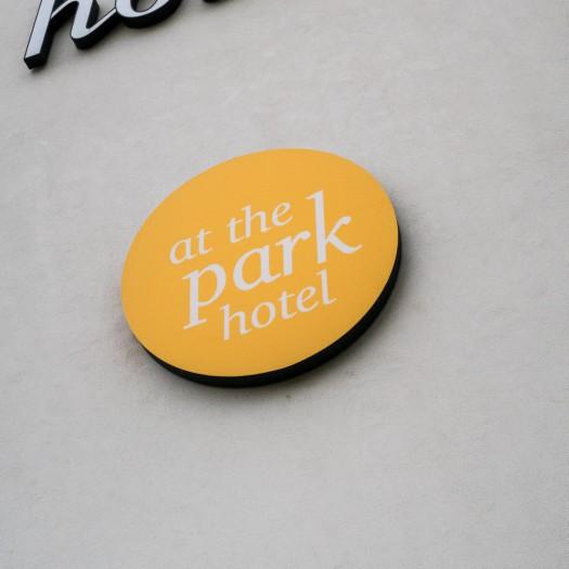 Besonderen Dank an das At the Park Hotel