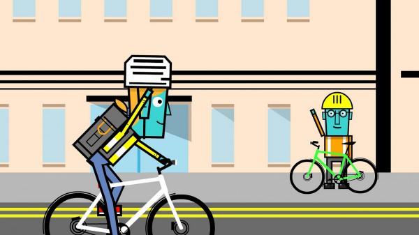 """Strava-Aktionstag """"Bike to Work"""""""