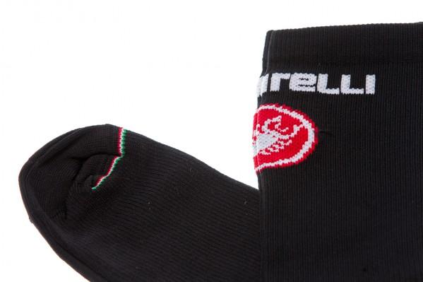 Compressione Socks 13: mit leichter Kompression - auch zum Radfahren, 13 cm lang, 85 % Nylon / 15 % Lycra, 61 Gramm