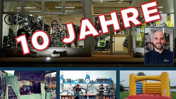 10 Jahre Bikestore Wien Süd
