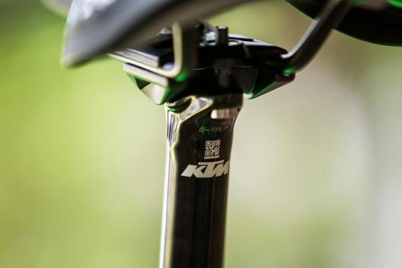 Mit 30,9 mm Durchmesser und in drei Varianten von 120 mm bis 80 mm Drop...