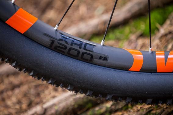 DT-Swiss/KTM Carbonlaufräder ...
