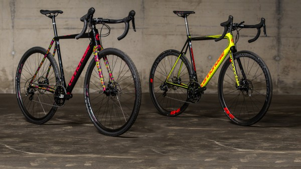 Cannondale SuperX und SuperSix Disc 2017